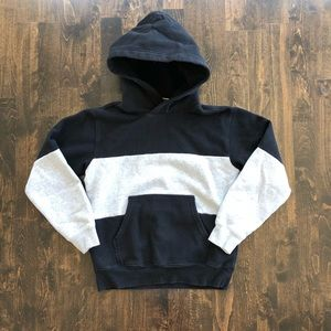 Color block perfect hoodie